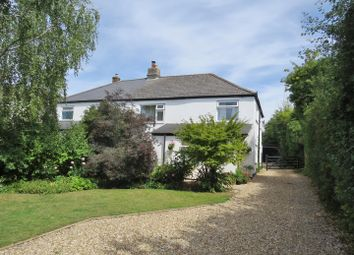 Thumbnail 4 bed semi-detached house for sale in Oxford Road, Calne