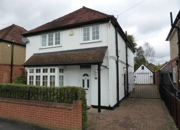 Thumbnail 4 bed property to rent in Station Road, Frimley, Surrey