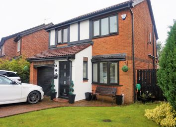 Thumbnail 3 bed detached house for sale in Fareham Grove, Boldon Colliery