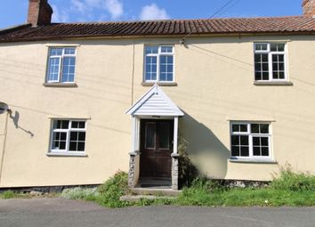 Millmoot Lane, Cossington, Bridgwater TA7. 4 bed cottage