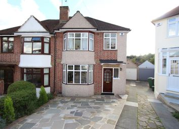 Thumbnail 3 bed semi-detached house for sale in Prestbury Crescent, Banstead