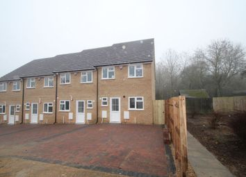 Thumbnail 2 bedroom terraced house to rent in Breakspear Avenue, Stevenage