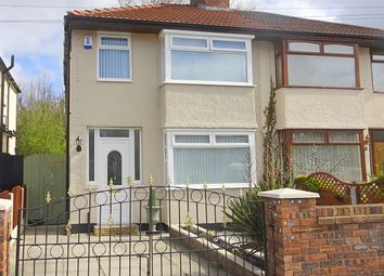 Thumbnail 3 bed semi-detached house for sale in Hildebrand Road, Walton, Liverpool