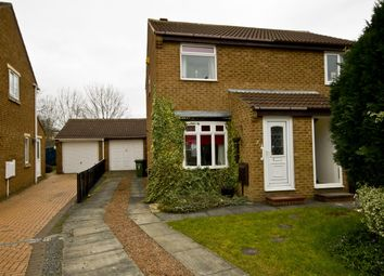 Thumbnail 2 bed semi-detached house for sale in Castle Close, Stockton-On-Tees