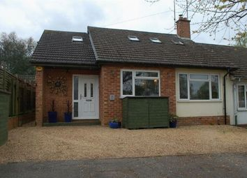 Thumbnail 4 bedroom semi-detached house for sale in Oakleigh Drive, Duston, Northampton