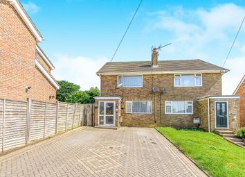 Thumbnail 3 bedroom semi-detached house for sale in Osborne Hill, Crowborough