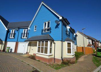 Thumbnail 4 bed semi-detached house for sale in Tyhurst, Middleton, Milton Keynes