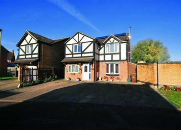 Thumbnail 4 bed detached house for sale in Armada Close, Churchdown, Gloucester