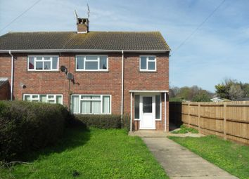 Thumbnail 3 bed semi-detached house for sale in Grange Road, St Peters, Broadstairs