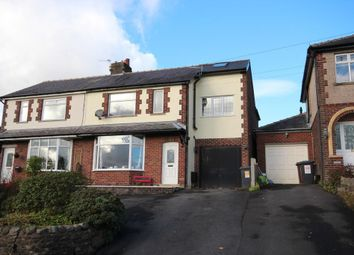 Thumbnail 4 bed semi-detached house for sale in Barnoldwick Road, Barrowford, Lancashire