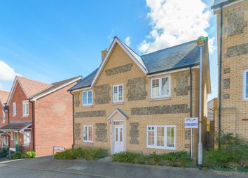 Thumbnail 4 bed property to rent in Osmund Field, Salisbury, Wiltshire
