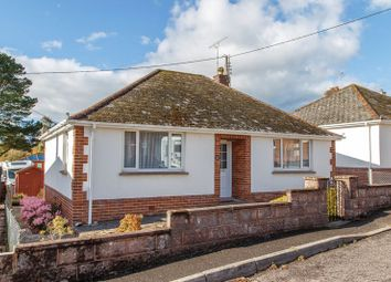 Thumbnail 2 bed detached bungalow for sale in St. Boniface Road, Crediton