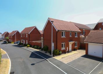 Thumbnail 3 bed detached house for sale in Farm Park, Cranbrook, Exeter