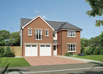"Thumbnail 5 bedroom detached house for sale in ""Kingsmoor"" at Colinhill Road, Strathaven"