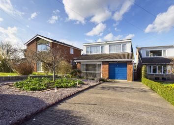 Thumbnail 4 bed detached house for sale in Durham Crescent, Washingborough, Lincoln