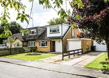 Thumbnail 3 bed semi-detached house for sale in Green Park, Brinkley