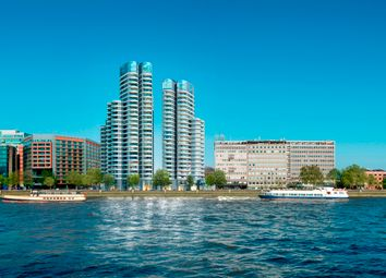 Thumbnail 3 bed flat for sale in The Corniche Albert Embankment, London