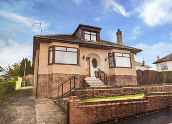 Thumbnail 4 bed detached house for sale in Muirhill Avenue, Glasgow