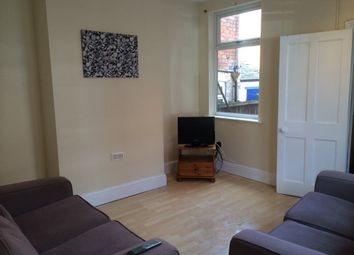 Thumbnail 4 bed property to rent in Peet Street, Derby