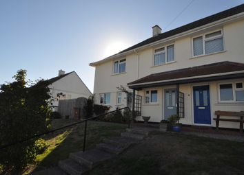 Thumbnail 3 bed semi-detached house to rent in Compton Avenue, Mannamead, Plymouth