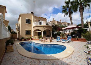 Thumbnail 4 bed detached house for sale in Villamartin, Orihuela Costa, Alicante, Valencia, Spain