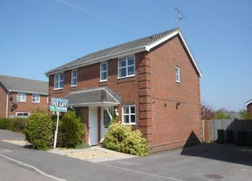 Thumbnail 2 bed semi-detached house to rent in Lime Gardens, Basingstoke