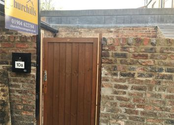 Thumbnail Studio to rent in Fern Street, York