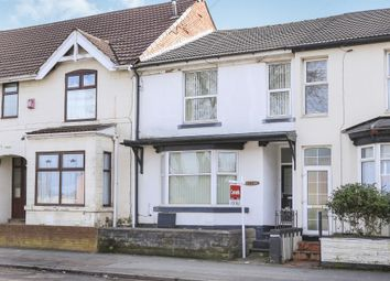 3 bed terraced house for sale in Mount Pleasant, Bilston WV14