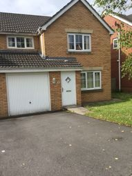 Thumbnail 3 bed link-detached house for sale in Crymlyn Gardens, Swansea