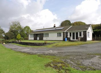 Thumbnail 3 bed detached bungalow for sale in Argoed Road, Betws, Ammanford