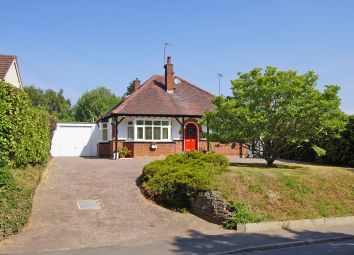 Thumbnail 3 bed detached bungalow for sale in Bittell Road, Barnt Green