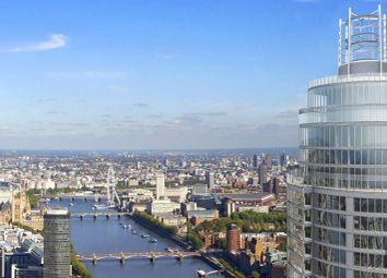 Thumbnail 3 bed flat for sale in St. George Wharf, London