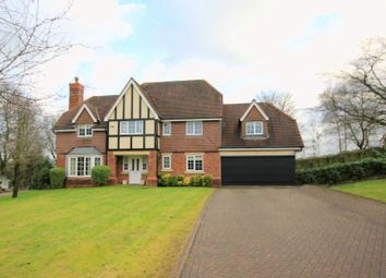 Thumbnail 5 bedroom detached house for sale in Nightingale Walk, Blythe Bridge, Stoke-On-Trent