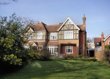Thumbnail 5 bed semi-detached house for sale in Court Road, Lee-On-The-Solent