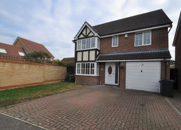 Thumbnail 4 bed detached house to rent in Acorn Close, Kingsnorth, Ashford