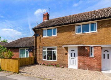 Thumbnail 3 bed terraced house for sale in Wilfred Avenue, New Balderton, Newark, Nottinghamshire