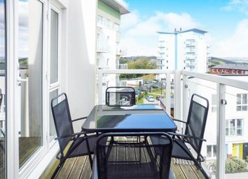 Thumbnail 2 bedroom flat for sale in Trem Y Bae, Penarth