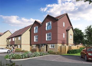 Thumbnail 3 bed semi-detached house for sale in College Grove, Christs Hospital, Horsham, West Sussex