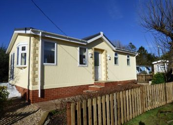 Thumbnail 2 bed mobile/park home for sale in Hurst Park, Martock