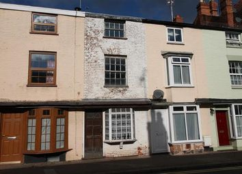 Thumbnail 3 bed terraced house for sale in Evesham Street, Alcester, Alcester