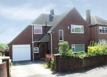 Thumbnail 3 bed detached house for sale in Woodfield Drive, Swadlincote, Derbyshire