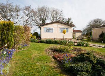 Thumbnail 2 bed mobile/park home for sale in Lillybrook Estate, Lyneham, Chippenham