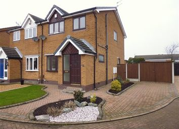 Thumbnail 3 bedroom property to rent in Askrigg Close, Blackpool