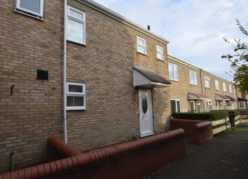 Thumbnail 2 bed terraced house to rent in Nene Road, Huntingdon