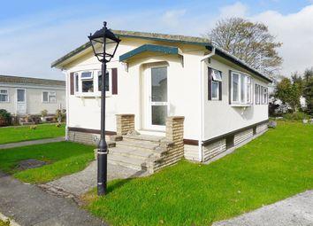 Thumbnail 3 bed mobile/park home for sale in Penarth Gardens, Thornlea Park, Wick, Littlehampton
