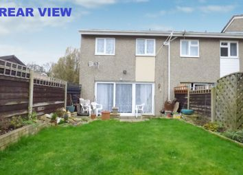 Thumbnail 3 bedroom end terrace house for sale in Gentry Place, Off Marlpit Lane