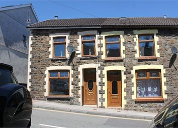 Thumbnail 3 bedroom end terrace house for sale in Court Street, Tonypandy, Rhondda Cynon Taff.