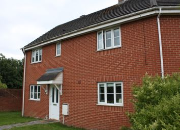 Thumbnail 3 bed end terrace house to rent in Callington Road, Swindon