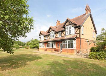 Thumbnail 5 bed detached house for sale in Ashes Lane, Hadlow, Tonbridge, Kent