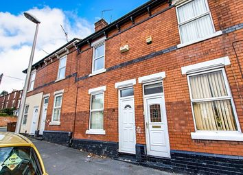3 bed terraced house for sale in Egypt Road, Nottingham NG7